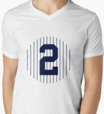 Derek Jeter #2 T-Shirt