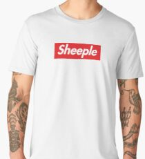 Sheeple Men's Premium T-Shirt