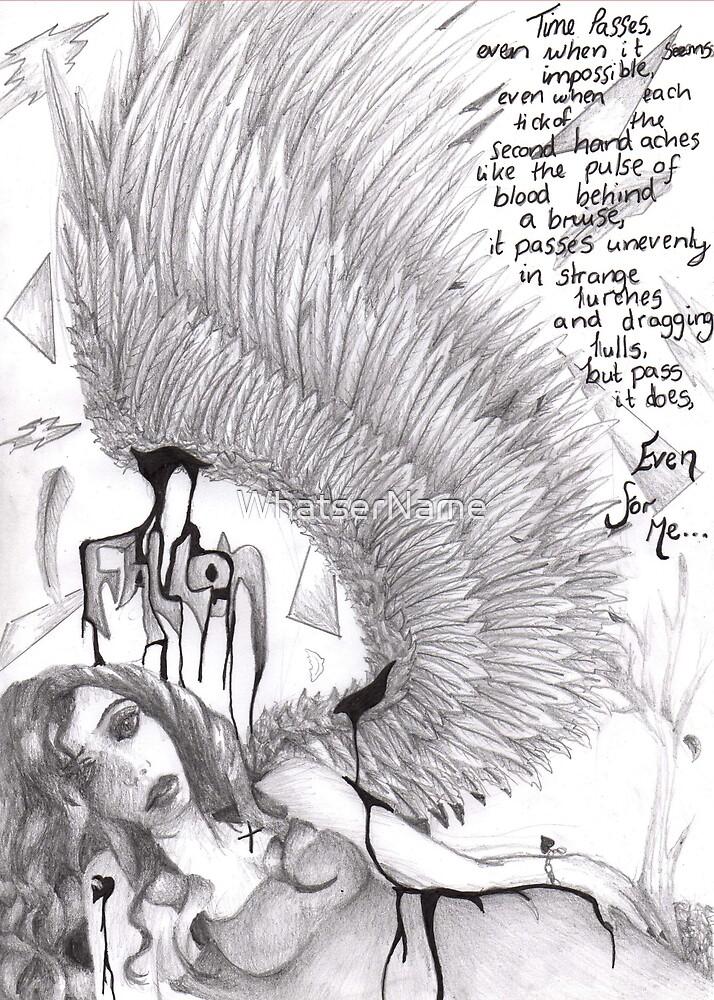 Twilight Fallen Angel by WhatserName