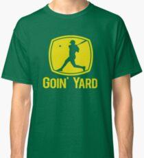 Goin' Yard Baseball Classic T-Shirt