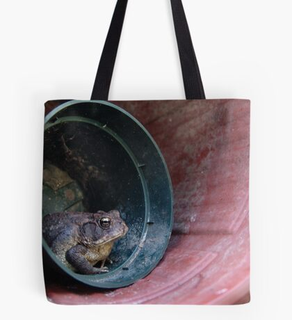Toad in a Pot Tote Bag