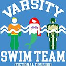 Varsity Swim Club (Fictional Division) by clockworkmonkey