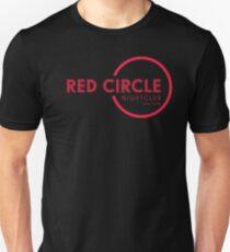Red Circle - NightClub New York Unisex T-Shirt