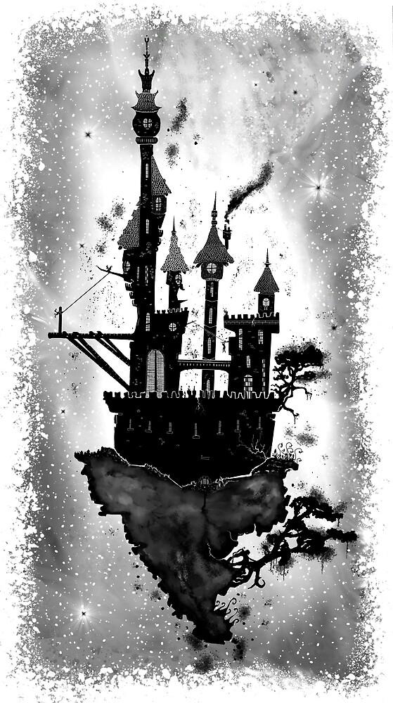 « Il Castello Di Pinocchio » par Guillaume Leduc