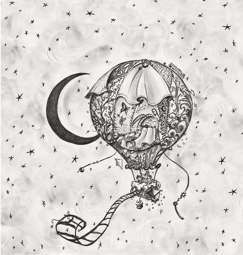 Balloon & Memories by ColorieBottoni