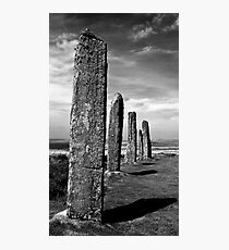 The Ring of Brodgar - Orkney Photographic Print