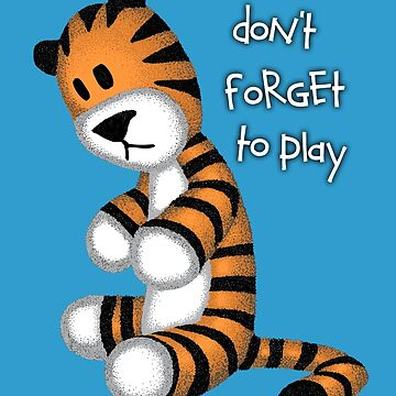 Do not forget to play by rakelittle