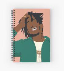 Playboi Carti Spiral Notebook