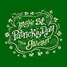 Make Saint Patrick's Day even greener by Zoo-co
