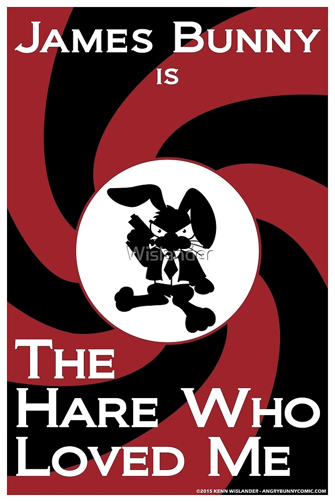 The Hare Who Loved Me by Wislander