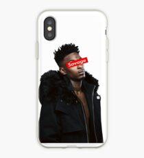 21 Savage iPhone Case