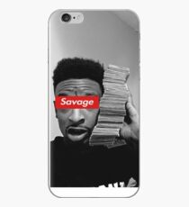 21 Savage Money iPhone Case