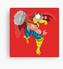 Mighty Canvas Print