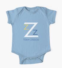 Team Zissou Short Sleeve Baby One-Piece