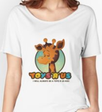 Toys R Us kids - RIP Women's Relaxed Fit T-Shirt