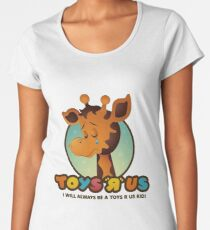 Toys R Us kids - RIP Women's Premium T-Shirt