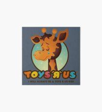 Toys R Us kids - RIP Art Board