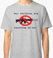 Ban Guns Classic T-Shirt
