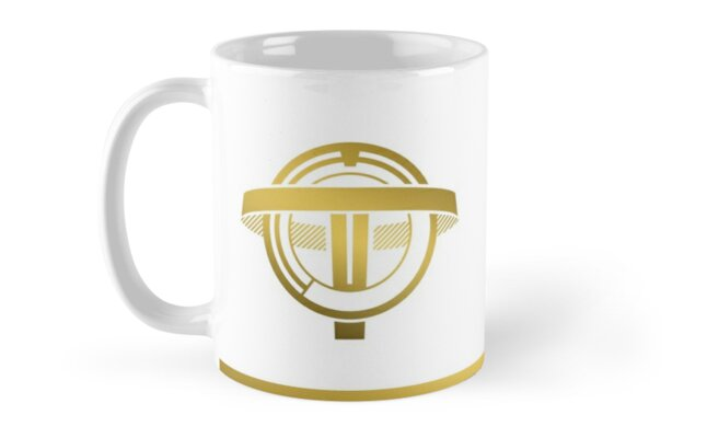 Transtar Gold Mug by otrixx