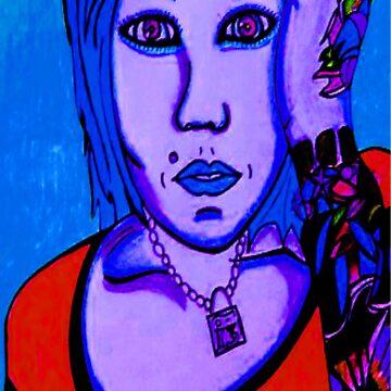 Cindy Frey 3 by EstrellaDesigns