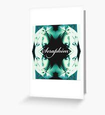 SERAPHIM Greeting Card