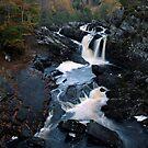 Rogie  falls  2 by Alexander Mcrobbie-Munro