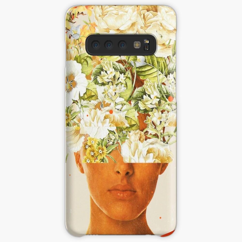 SuperFlowerHead Case & Skin for Samsung Galaxy