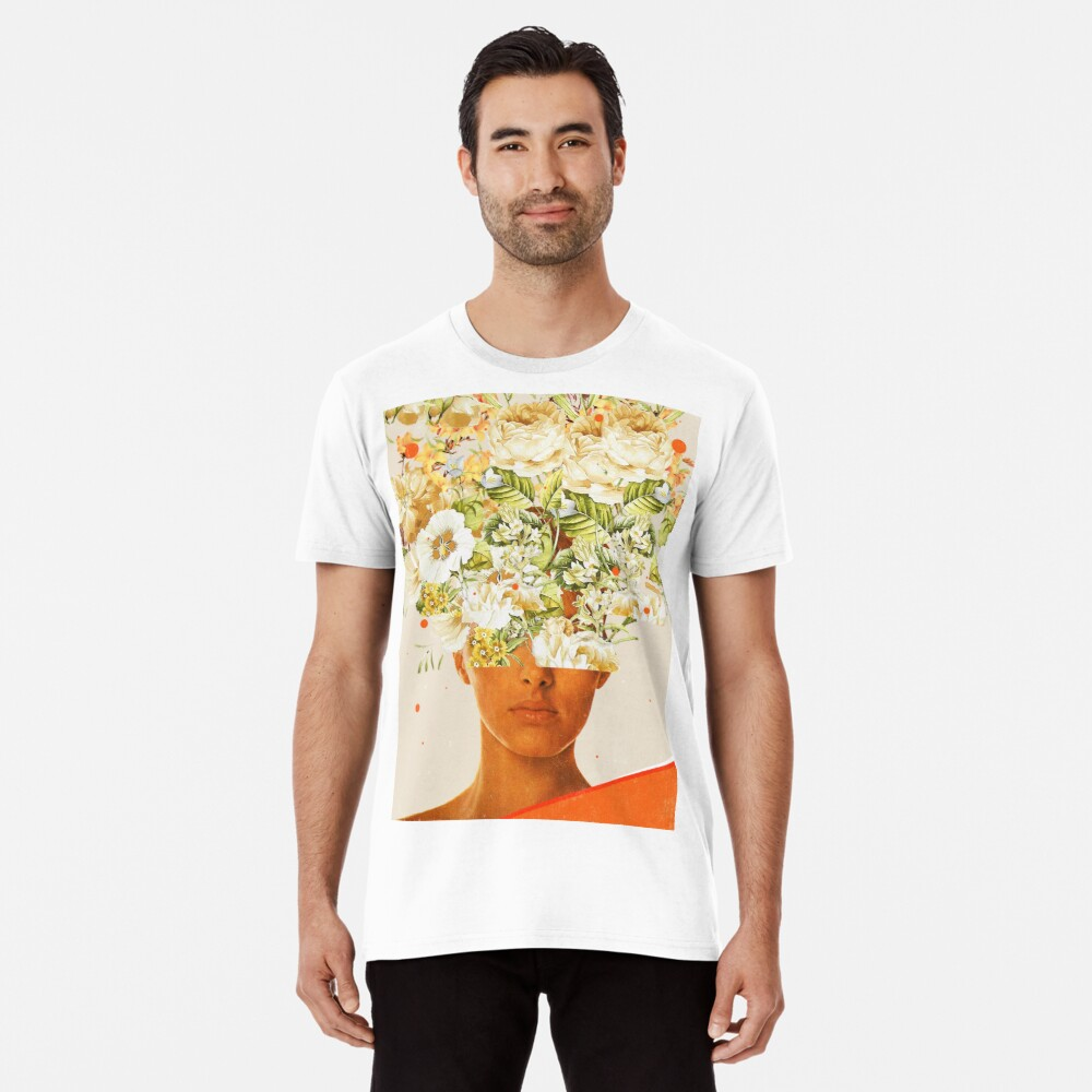 SuperFlowerHead Premium T-Shirt