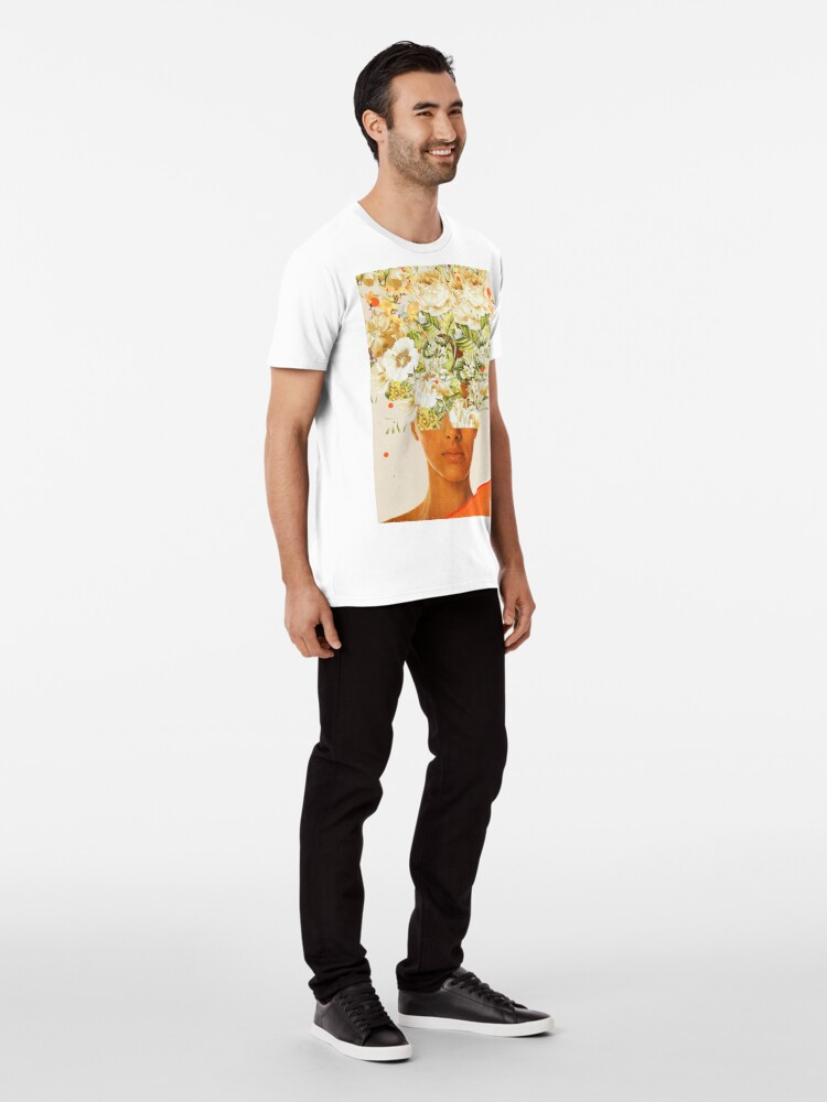Alternative Ansicht von SuperFlowerHead Premium T-Shirt