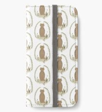 Nature Cat iPhone Wallet/Case/Skin