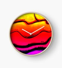 Vivid Light Clock