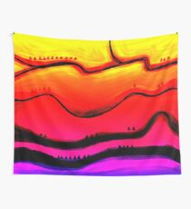 Vivid Light Wall Tapestry