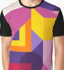 Abstract modern geometric background. Composition 14 Graphic T-Shirt