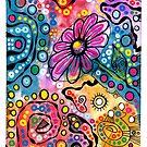 """""""Tie-Dye Wonderland"""" by Jessica Lavallee"""