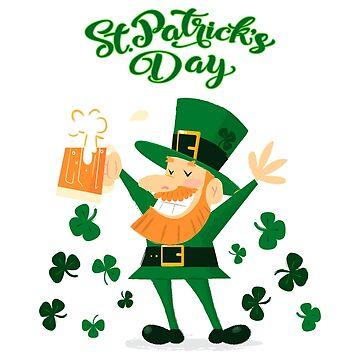 Saint Patrick's day by izikil