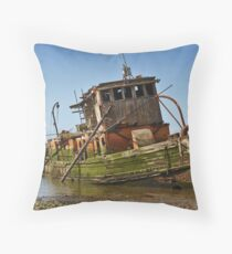 The Mary D Hume Throw Pillow