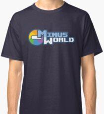 Minus World Logo Classic T-Shirt