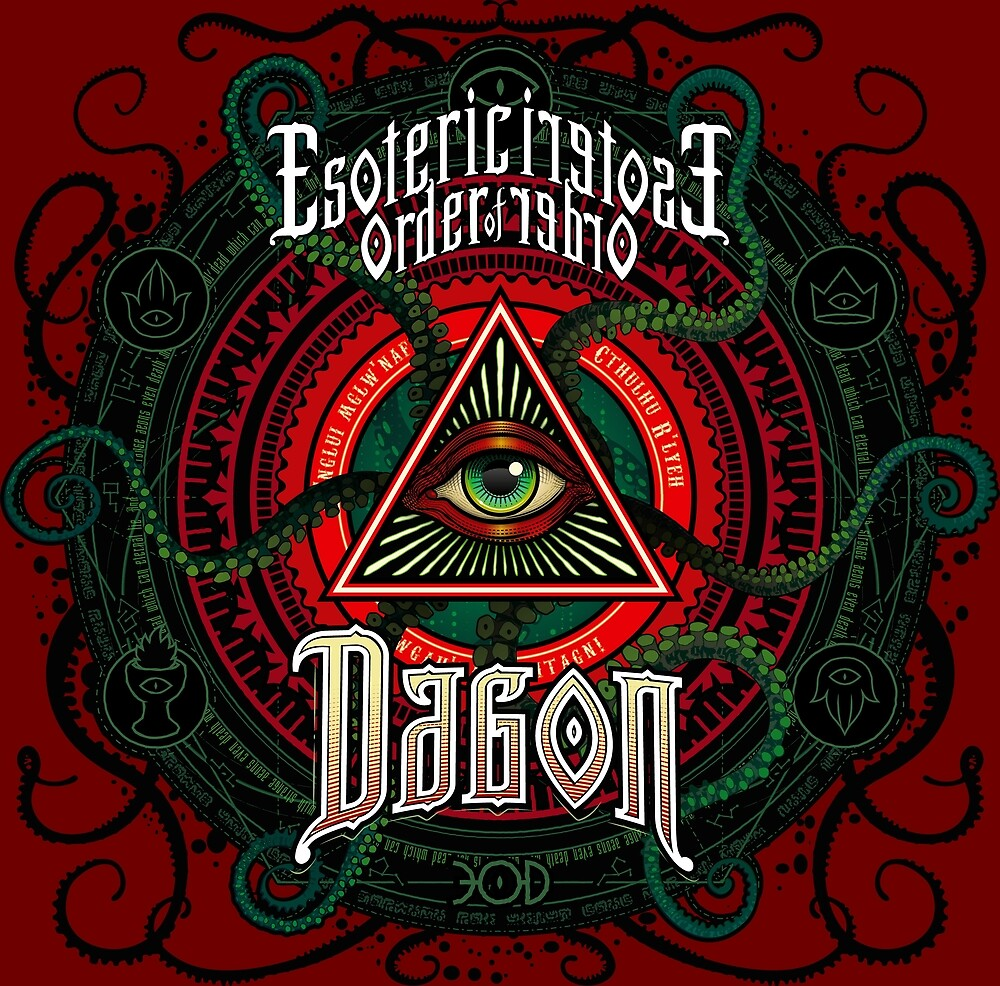 Lovecraft Esoteric Order of Dagon by Runninghead