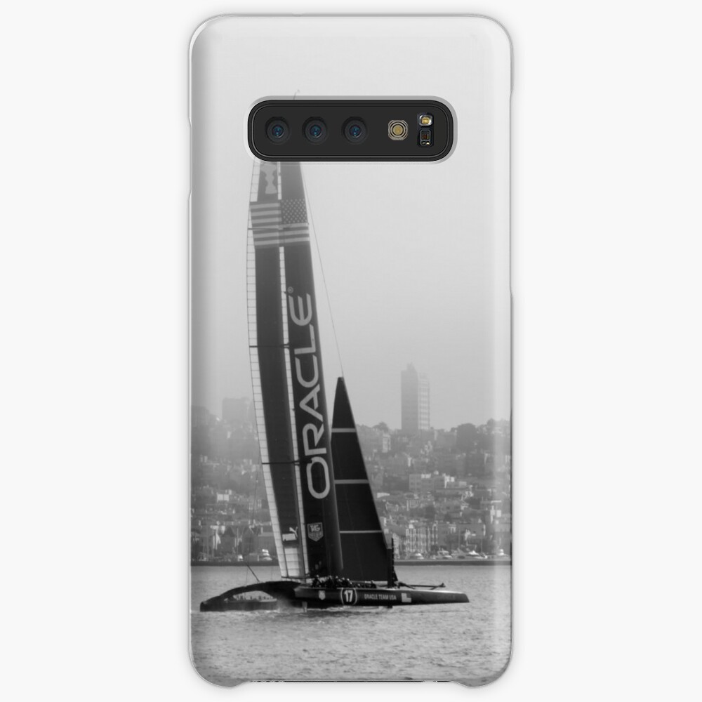 Oracle Team USA in San Francisco Bay Samsung Galaxy Snap Case