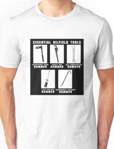 Essential Oilfield Tools Unisex T-Shirt