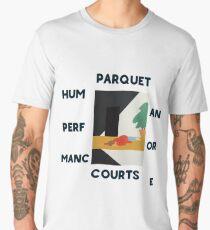 Parquet Courts Human Performance Men's Premium T-Shirt