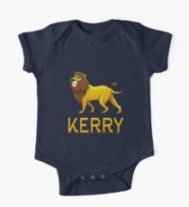 Kerry Lion Drawstring Bags One Piece - Short Sleeve