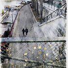 Paris Bridge of Locks by Tom  Reynen