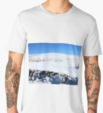 Snow Field Men's Premium T-Shirt