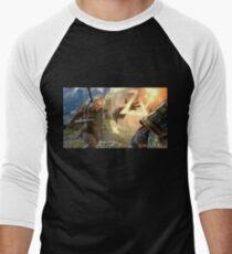 Geralt Soul Calibur 6 Men's Baseball ¾ T-Shirt