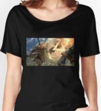 Geralt Soul Calibur 6 Women's Relaxed Fit T-Shirt
