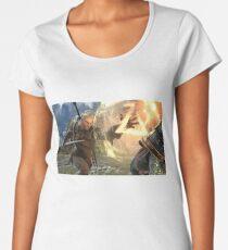 Geralt Soul Calibur 6 Women's Premium T-Shirt