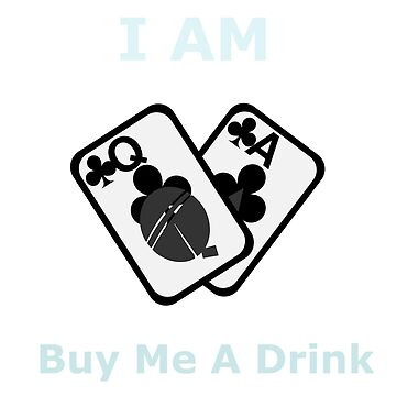 I am 21 black jack 21st birthday t-shirt for men or women by Activi-Tees