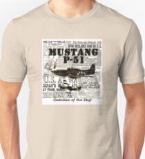 Mustang P51 T-Shirt