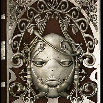 Nier Automata Grimoire  by PFCpatrickC